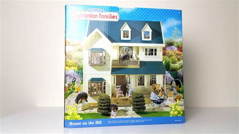 house on the hill song house on a hill review sylvanian families youtube