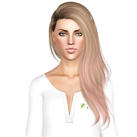 1800s hairstyles for sims 3 the sims 3 alesso s anchor hairstyle retextured by july kapo