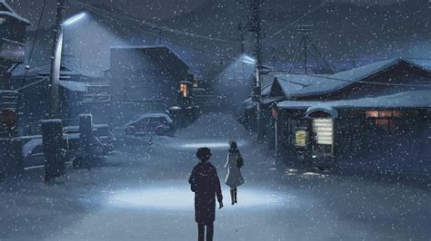 centimeters per second 5 centimeters per second wallpapers backgrounds
