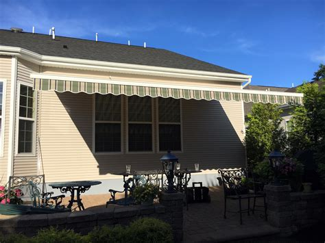 awnings new jersey woodbridge new jersey retractable awnings the awning