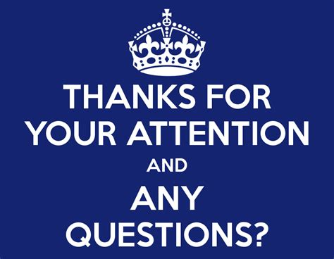 thanks for your attention and any questions poster f