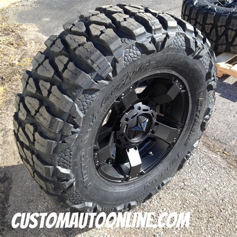mudding tires tires and rims nitto mud grappler tires and rims
