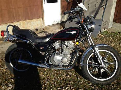 Kawasaki 440 Ltd For Sale by 1981 Kawasaki 440 Ltd For Sale On 2040motos