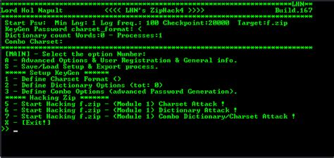 hacking console lhn s ziphack4 lord hol napult website