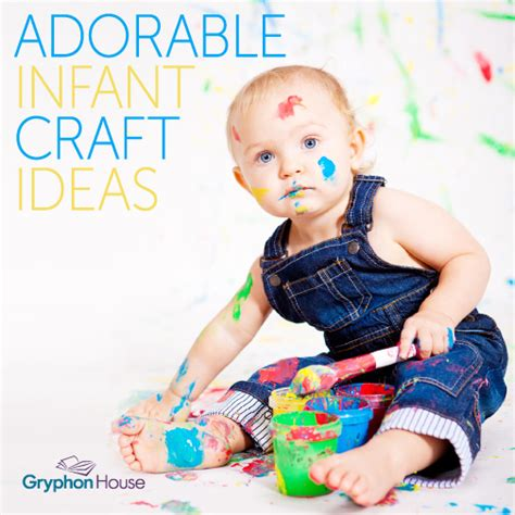 infant crafts infant craft ideas gryphon house gryphon house
