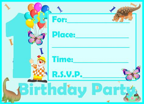Happy Birthday Invites Template by 16 Best Birthday Invites Printable Sle