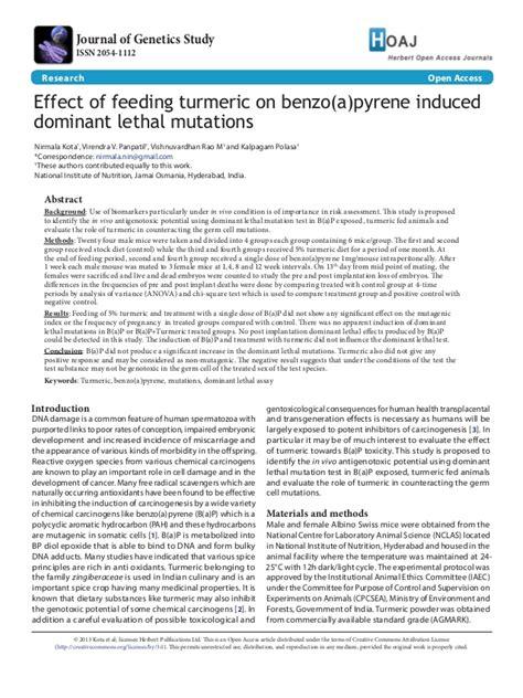 Kutubaru Nirmala Turmeric 1 publication 2013 turmeric