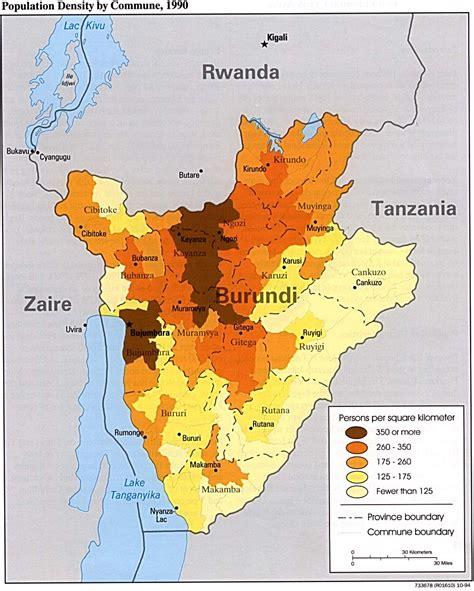africa map burundi burundi alte karte