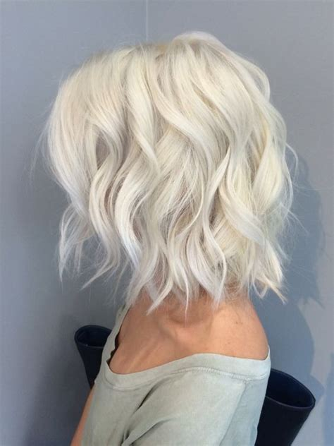 how to style a lob wavy 10 winning looks with layered bob hairstyles 2017 short