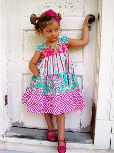simple pattern for little girl dress little girl dresses patterns pictures reference
