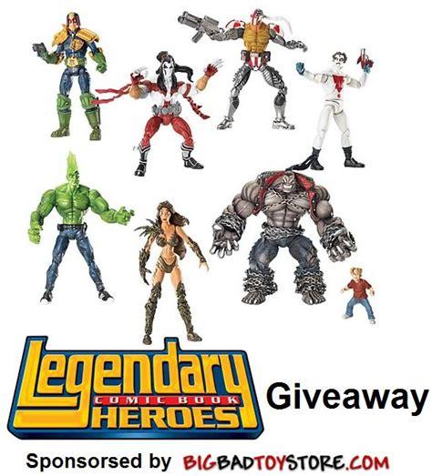 Marvel Heroes Giveaways - bigbadtoystore com marvel legends giveaway action online