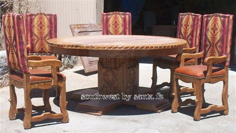 southwestern dining room furniture southwest dining table eldesignr com