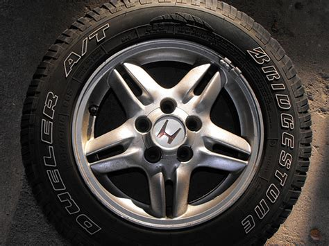 Honda Crv Tire Size cr v tire size pictures to pin on pinsdaddy