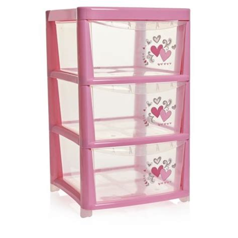 pink plastic drawers plastic storage boxes our pick of the best housetohome