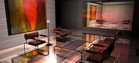 home design studio 3d objects living room interior lighting architecture max 3ds max