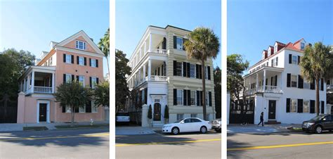 charleston single house the charleston single house city south