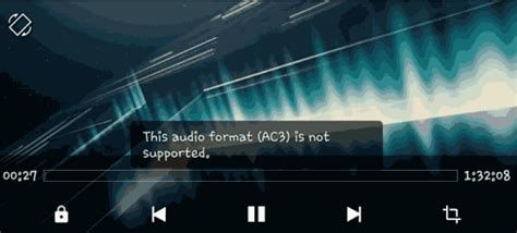 audio format is not supported mx player fix audio format ac3 dts not supported on mx player in