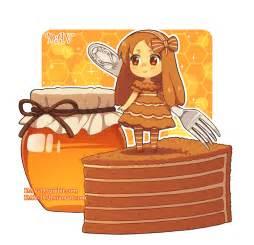 honey cake by dav 19 on deviantart