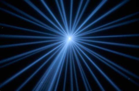 Jaket Way Blue Light lighting up the the atlantic