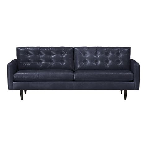 navy leather couch 1000 ideas about blue leather couch on pinterest blue