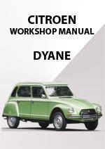 Citroen Service Repair Manuals