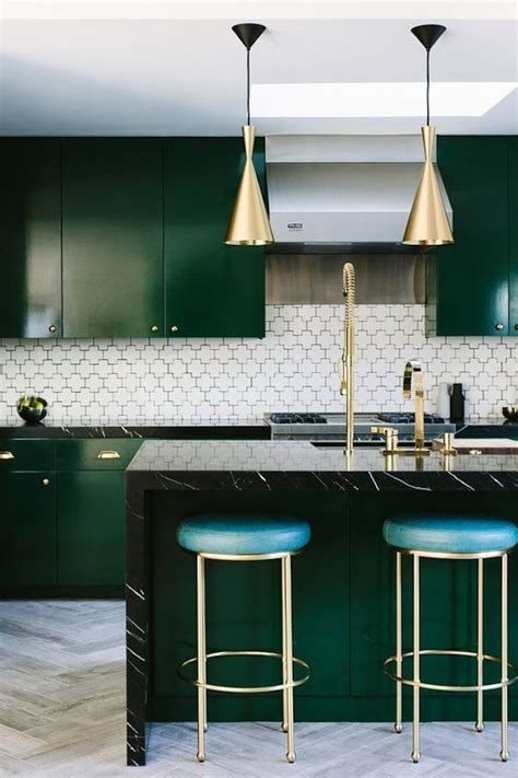 dark green kitchen cabinets inspiration emerald green kitchens lark linen