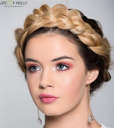 crown hairstyles 40 crown braid hairstyles for summer