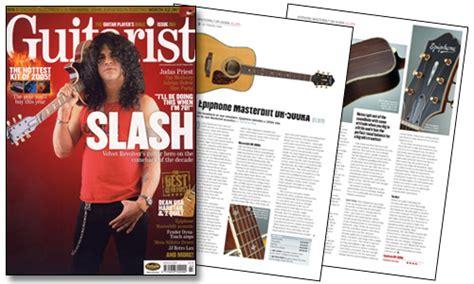 Lt Pro Clean N Tone guitarist magazine uk reviews the masterbilt dr 500ra
