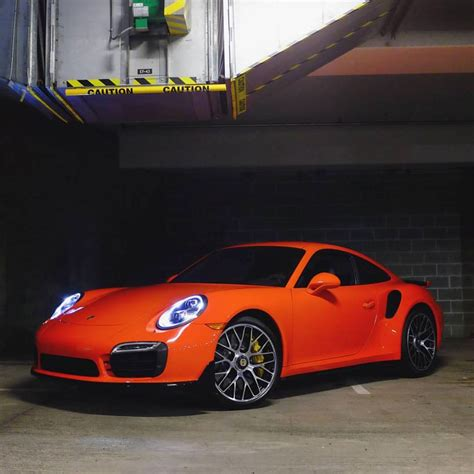porsche orange lava orange 911 turbo s replaces 911 gt3 rs in porsche