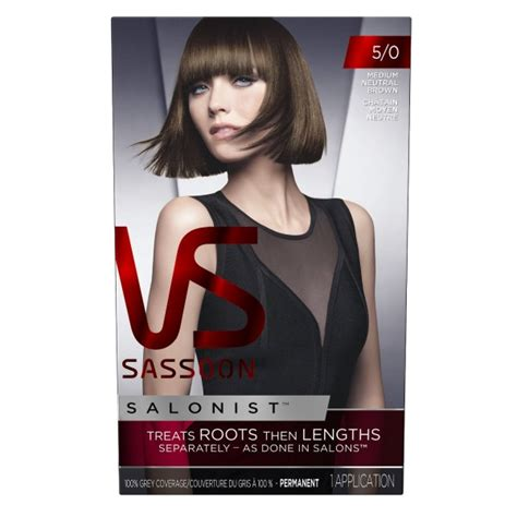 vidal sassoon hair colors hair color as low as 0 41 on