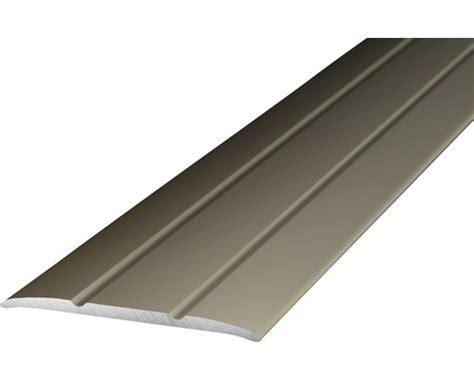 aluschienen fliesen 220 bergangsprofil alu edelstahl matt selbstklebend 38x2700mm