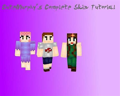 blogger skin tutorial cutemurphy s complete skin tutorial minecraft blog