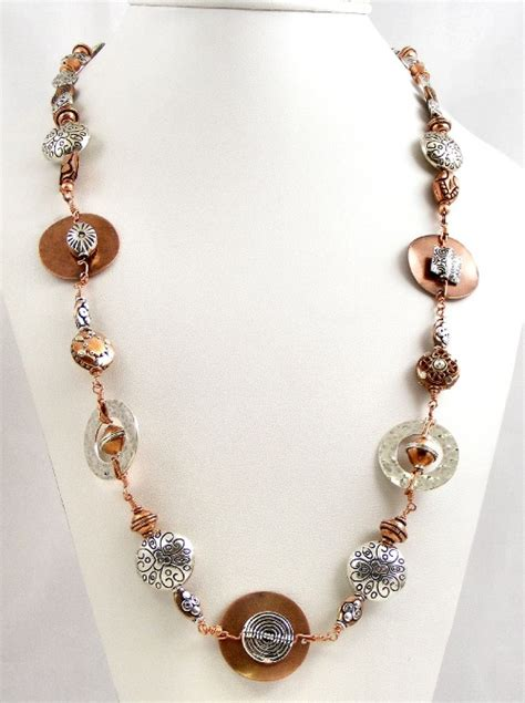 bead jewelry ideas beaded necklace designs pictures