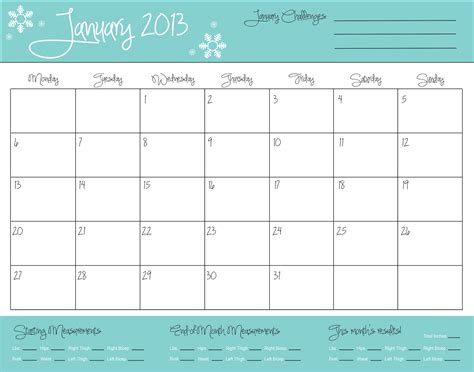 exercise calendar template free best photos of workout calendar template free exercise
