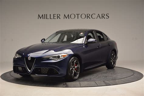 new 2017 alfa romeo giulia ti greenwich ct