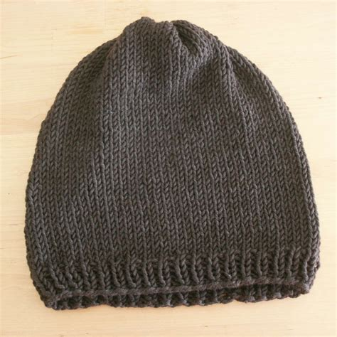 knit cap pattern knit hat knitting
