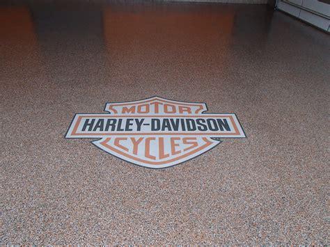 Harley Davidson Garage Floor Mats   Carpet Vidalondon