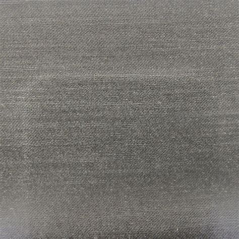 Gray Velvet Upholstery Fabric by Grey Charcoal Velvet Designer Upholstery Fabric