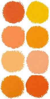 top 25 ideas about orange on orange popsicles pantone color and orange pink