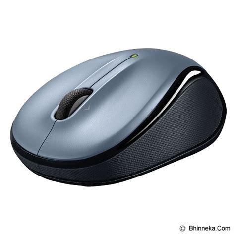 Sale Mouse Logitech Wireless Mouse M325 Murah jual logitech wireless mouse m325 910 002325 light silver murah bhinneka