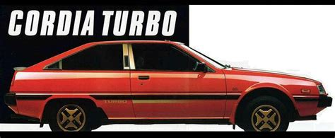 1987 mitsubishi cordia 1987 mitsubishi colt gti 16v turbo related infomation