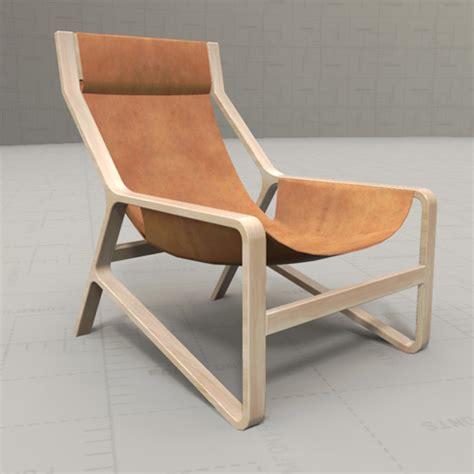 Zipper Sweater Outdoor Autodesk toro lounge chair 3d model formfonts 3d models textures