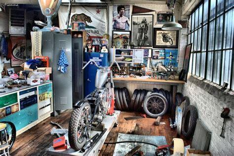 Mc P S Motorradwerkstatt image result for small motorcycle garage my house
