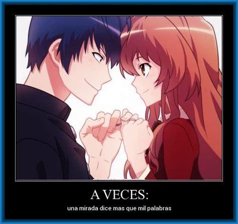imagenes amor en anime imagenes de anime de enamorados con frases de amor