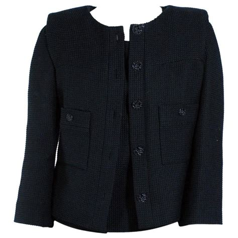 Blazer Set Chanel chanel two jacket and top set nwt for sale at 1stdibs