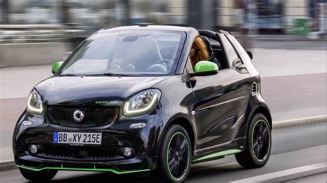 smart ed car 2018 smart fortwo ed coupe and cabriolet