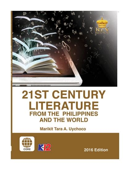 of in the 21st century books 21st century literature from the philippines and the world