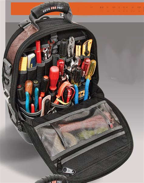Lt P Da Backpack veto pro pac tech pac lt laptop backpack tool bag tech