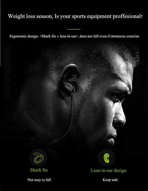 Qcy Qy19 qcy qy19 phantom sport an sweat wireless bluetooth 4 1