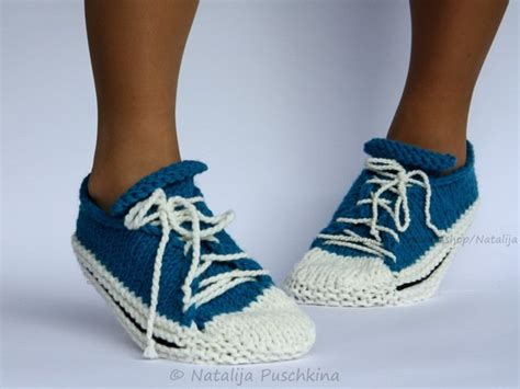 wild pattern heels how to knit house shoes sporty design